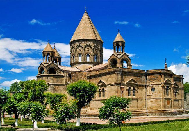 family trip to Armenia