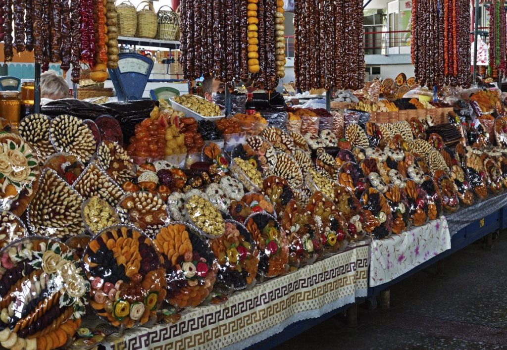 GUM market Yerevan