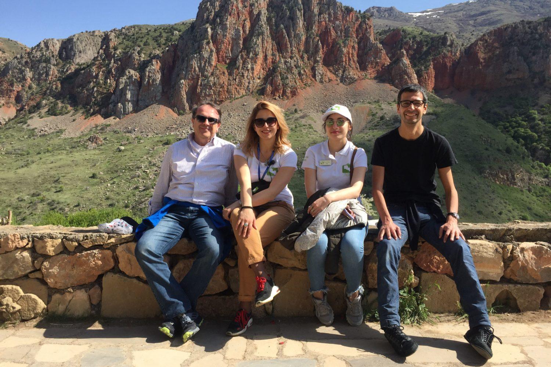 guide service in Armenia