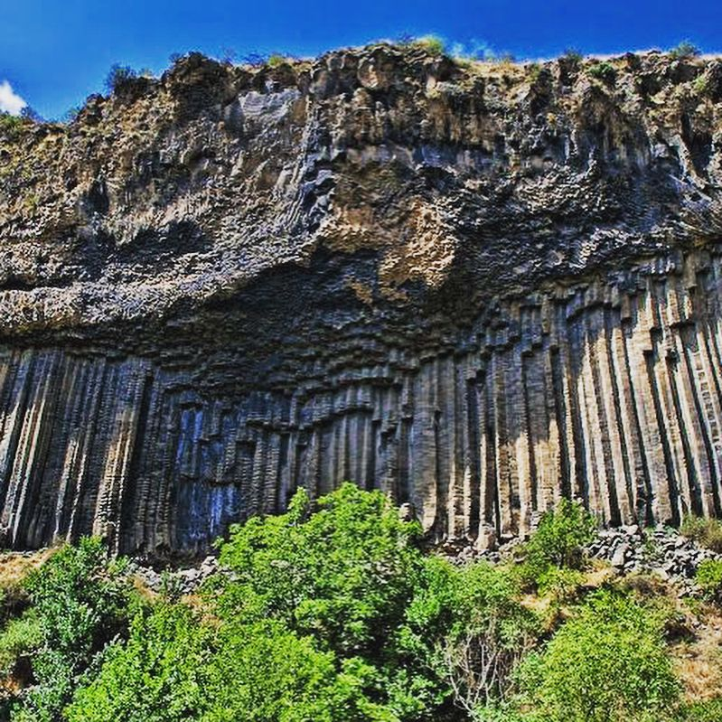 off the beaten path Armenia Symphony of Stones. Adventure Holiday in Armenia