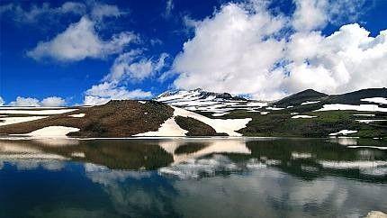 Kari Lake off the beaten path Armenia