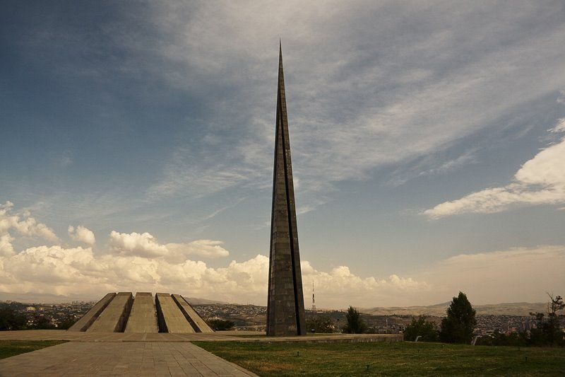 Tsitsernakaberd: off the beaten path Armenia
