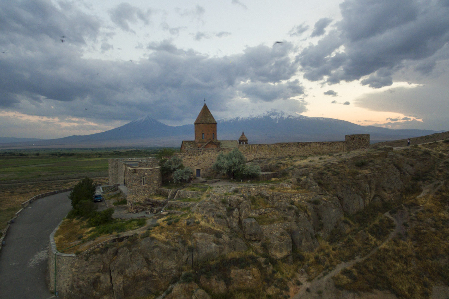 Khor Virap Monastery Travel to Armenia
