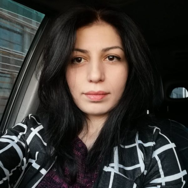 about our team: Tatevik Avetisyan