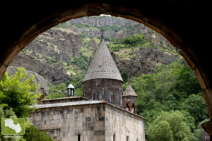Geghard monastery: Private Flight to Geghard by Helicopter