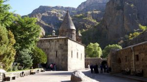 Geghard Monastery: A week trip to Armenia