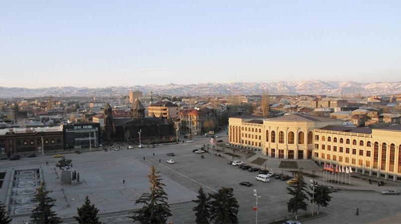 Gyumri: Top 10 Must-Go Places in Armenia