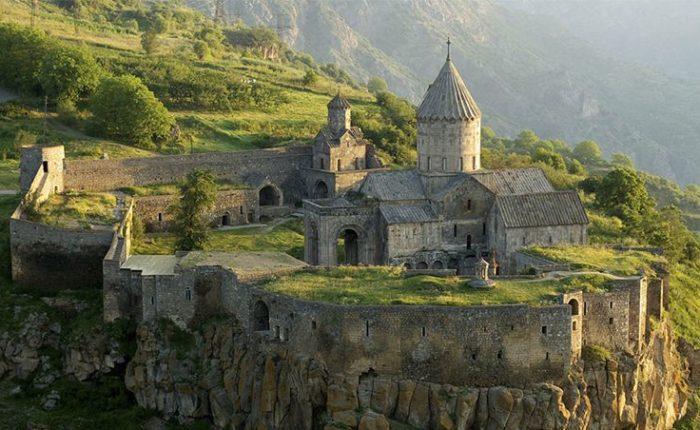 Tatev Monastery: tour to armenia and nagorno karabakh