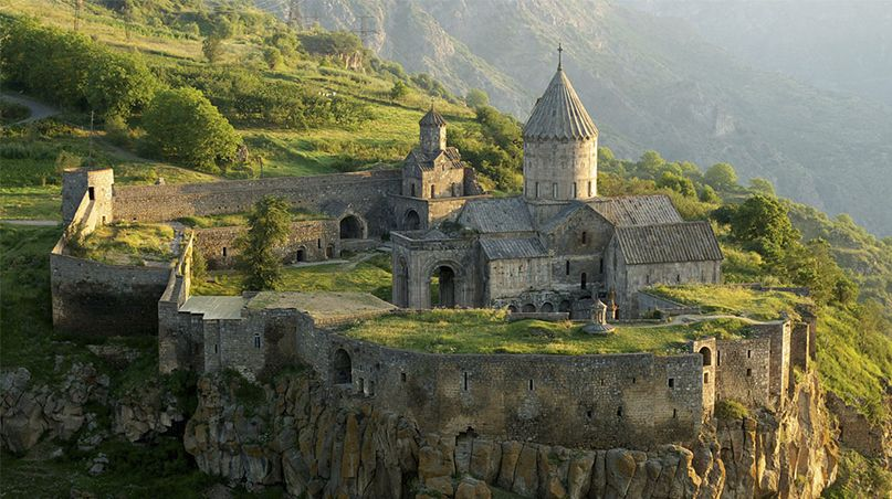 Tatev Monastery: tour to armenia and nagorno karabakh
